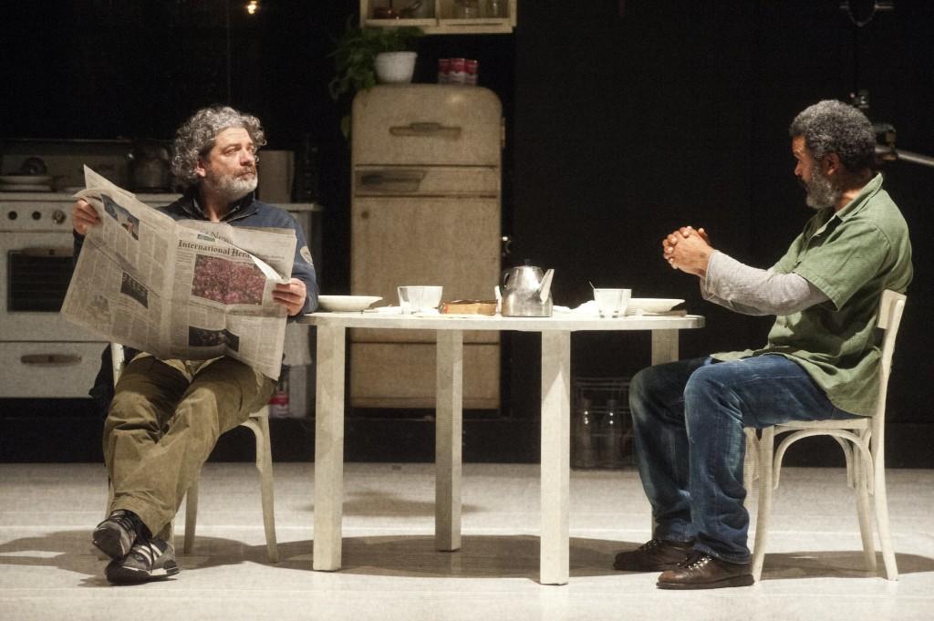 """""""Sunset Limited"""", di Cormac McCarthy in scena a Milano: lo sconforto di un aspirante suicida"""