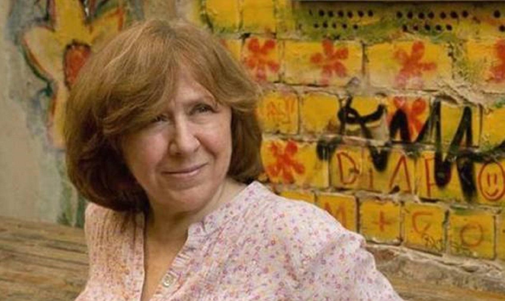 Premio Nobel per la letteratura 2015: vince la bielorussa Svetlana Aleksievic