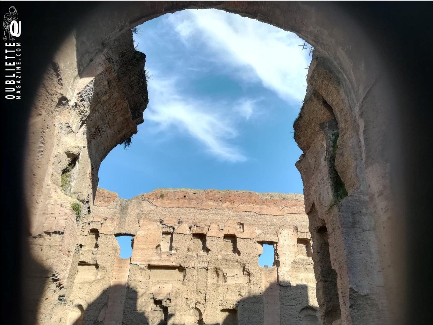 """""""Omnia Flumina Romam Ducunt"""" mostra di Alvin Curran: presso le Terme di Caracalla sino al 13 gennaio 2019, Roma"""