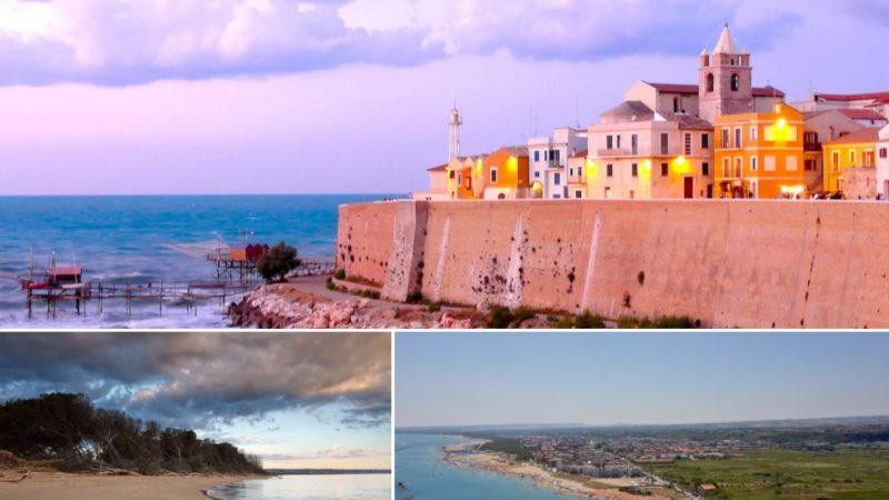 Carta di Navigare di Gerolamo Azurri #27: la costa del Molise nel portolano della metà del 1500