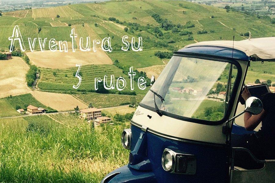 The Great Italian Rickshaw Adventure: scopri l'Italia nascosta viaggiando su tre ruote