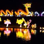 """Magical Lantern Festival"": Explore The Silk Road, until February 26, London"