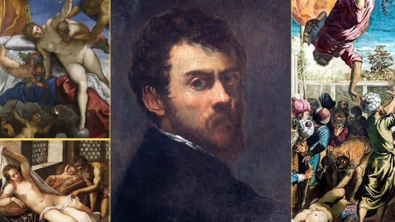 Tintoretto, pittore fra i pittori