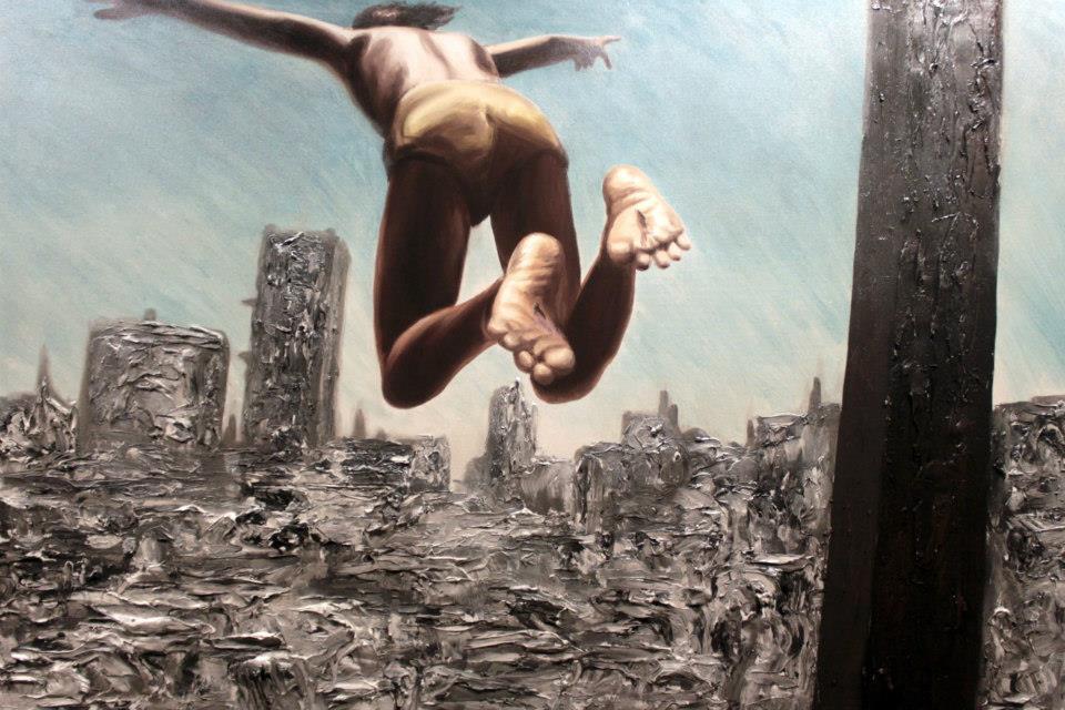 """Rudy Zoppi vince il concorso nazionale di pittura """"Sacre Visioni"""""""