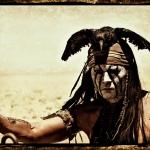 """""""The Lone Ranger"""", nuovo film con Johnny Depp nei panni di un indiano pazzo"""