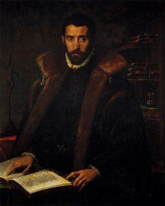 Torquato Tasso - pittore anonimo, intorno al 1590