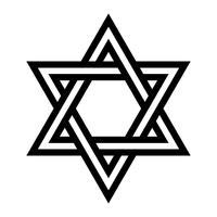 Triangolo a sei punte