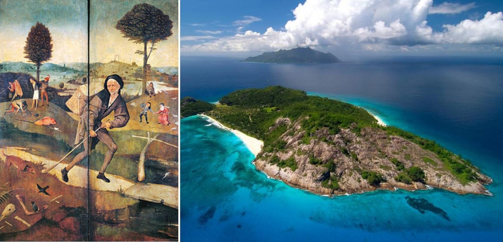 """L'Isola delle Bestie: """"Le Isole Mirabili"""" di Angelo Arioli: i demoni, la loro descrizione, e le creature di Hieronymus Bosch"""