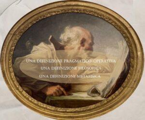 Un Philosophe lisant - Painting by Jean-Honoré Fragonard