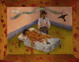 Unos Cuantos Piquetitos - Frida Kahlo - 1935