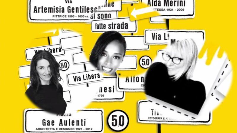 """""""Via Libera – 50 donne che si sono fatte strada"""" di Valentina Ricci, Viola Afrifa, Romana Rimondi: andare avanti senza perdersi d'animo"""