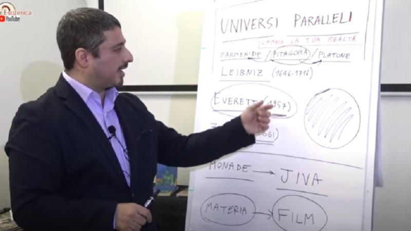 """""""Universi paralleli"""" di Valentino Bellucci: Leibniz è uno degli ultimi, grandi, filosofi iniziati"""