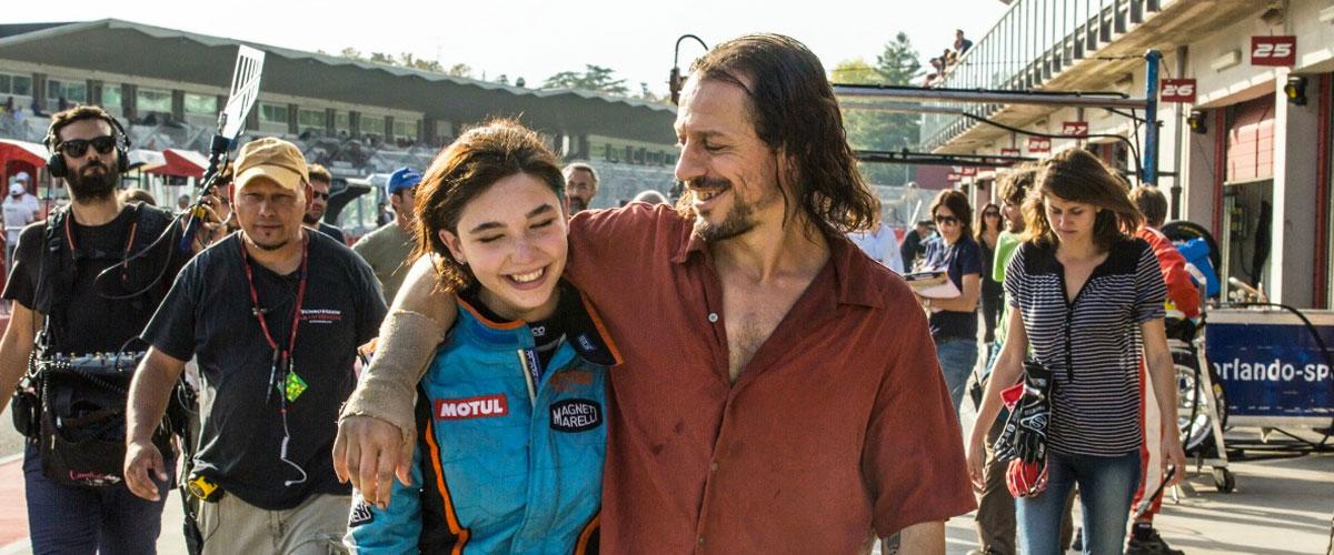 """""""Veloce come il vento"""" di Matteo Rovere: l'omaggio al pilota campione europeo di rally Carlo Capone"""