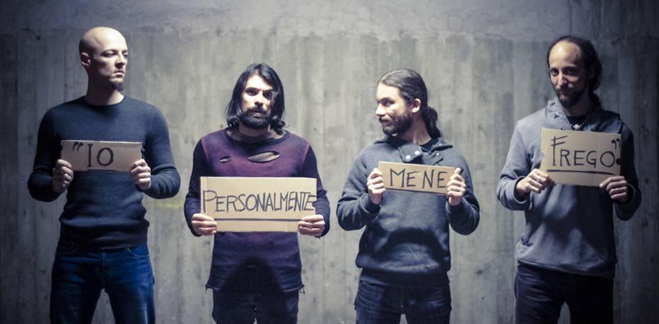 """""""L'eticAmorale"""", album d'esordio della band romana Velodrama"""