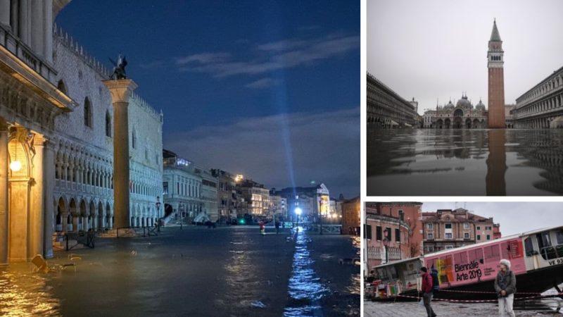 La storia dell'acqua alta a Venezia e la gestione idraulica della laguna ai tempi della Serenissima Repubblica