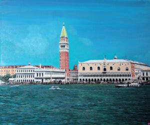 Venezia dal mare
