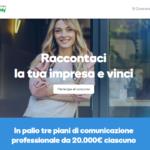 GoDaddy lancia il nuovo concorso Vere Imprese per Piccole e Medie Imprese, Tech Startup ed Imprese individuali