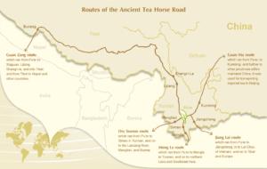 Via del Tè e dei Cavalli