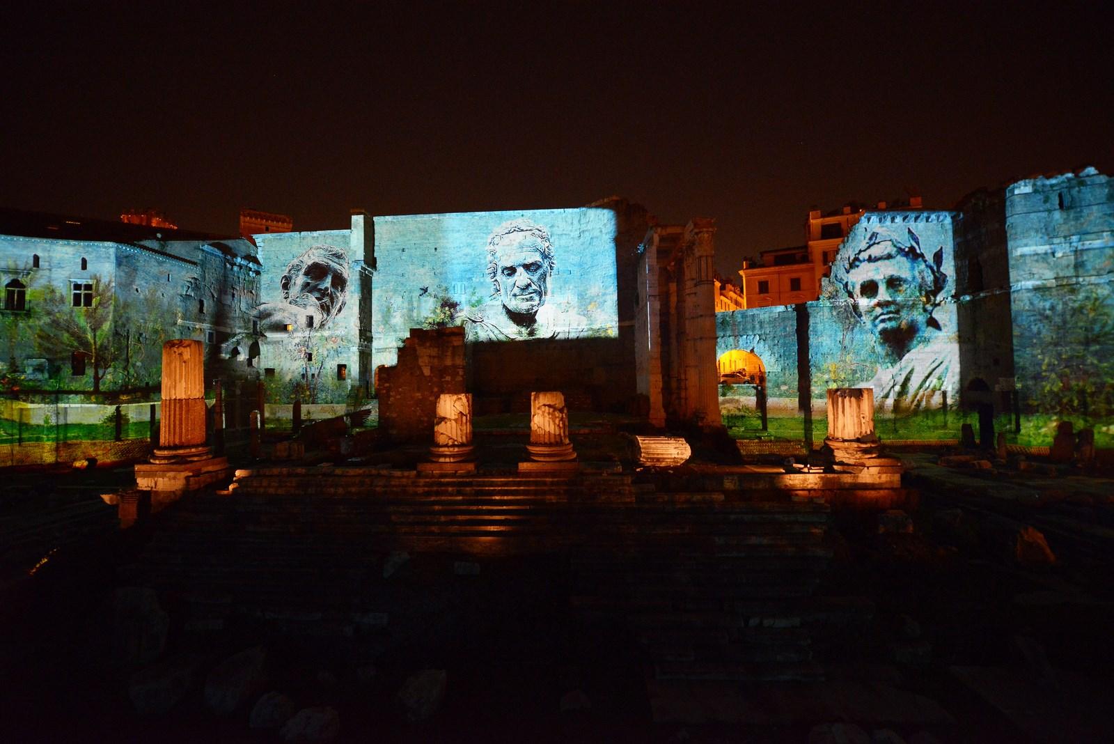 """""""Viaggio nei fori"""": il percorso culturale ideato da Piero Angela e da Paco Lanciano, Roma"""