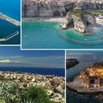 Carta di Navigare di Gerolamo Azurri #19: le coste della Calabria, nel portolano della metà del 1500