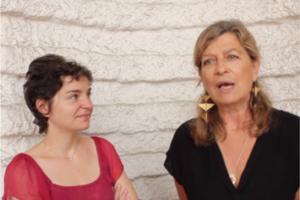Vichi De Marchi e Roberta Fulci