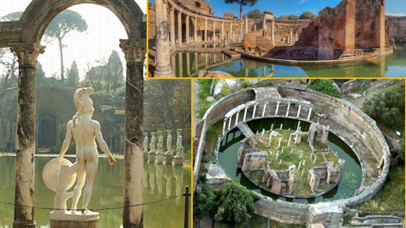 Villa Adriana a Tivoli: la testimonianza del leggendario passato dell'imperatore Adriano