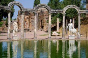 Villa Adriana - Tivoli - Canopo