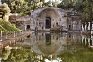 Villa Adriana - Tivoli - Photo by Green Park Madama