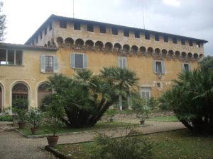 Villa medicea di Careggi, sede dell'accademia neoplatonica fondata da Marsilio Ficino