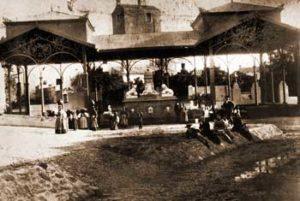 Villacidro - Lavatoio - 25 Giugno 1894 - Photo by Villacidro.net