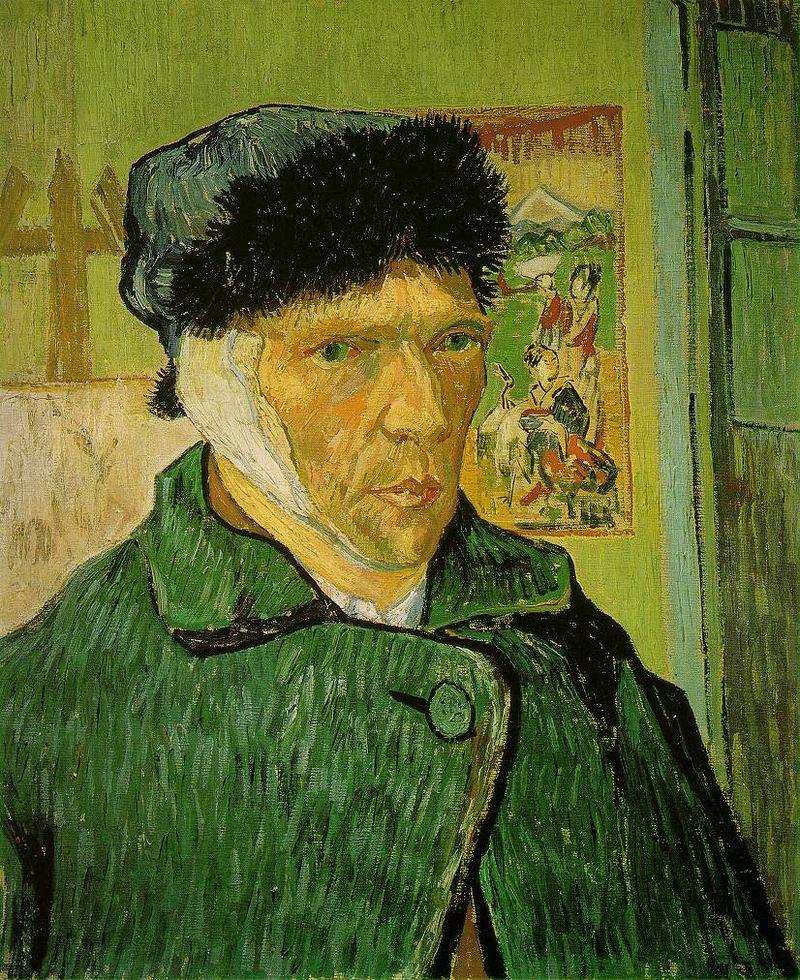 Life After Death: l'intervista al pittore Vincent van Gogh