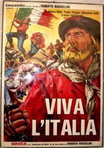 Viva l'Italia di Roberto Rossellini