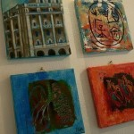 """""""Voi siete qui"""": la personale di Patrizia Da Re in Galleria la Rinascente, dal 6 febbraio al 15 marzo 2015, Padova"""