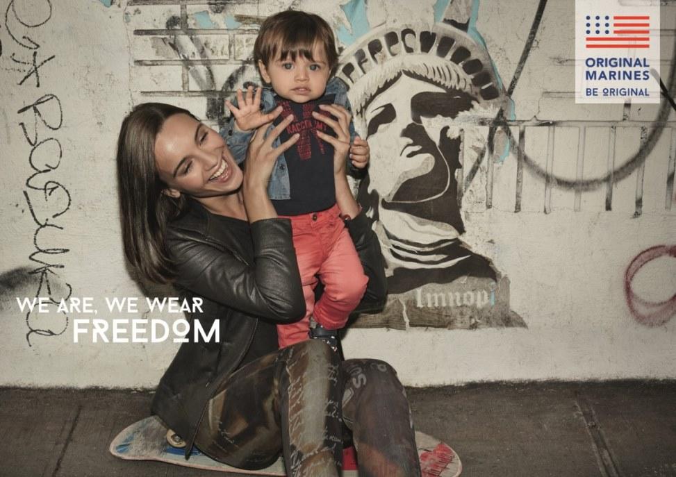"""""""We are, We wear Freedom"""": vinci un viaggio a New York con il brand Original Marines"""