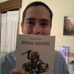 """""""Serial Kinder"""" di William Silvestri: un riuscito connubio fra thriller e risate"""