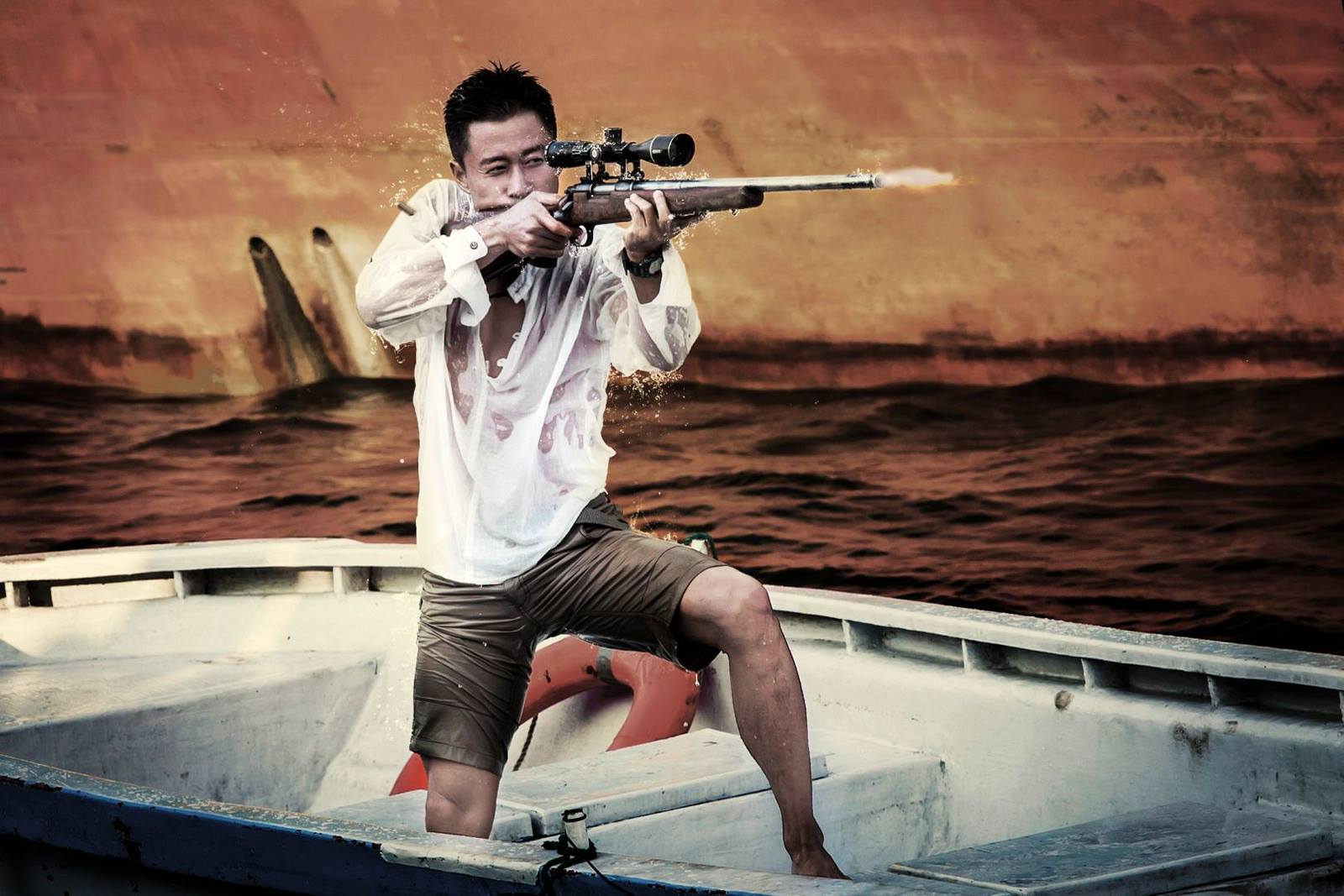 "FEFF 2018: Sezione Competition – ""Wolf Warrior II"" di Wu Jing"