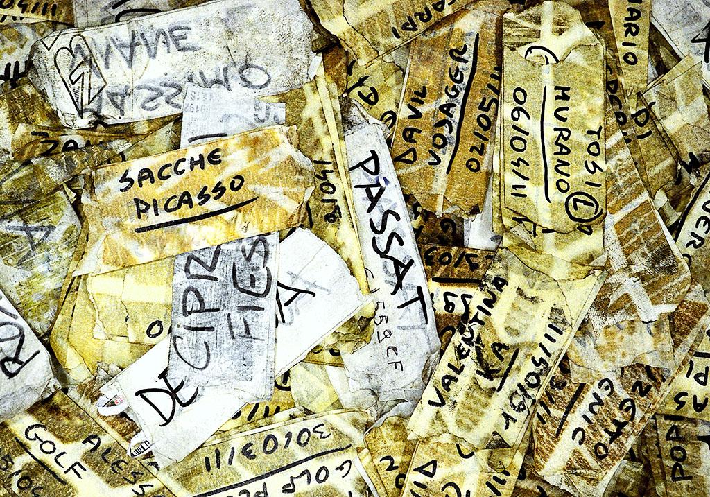 """""""Words"""", mostra fotografica personale di Luisa Menazzi Moretti, dal 12 settembre in anteprima a Pordenone"""
