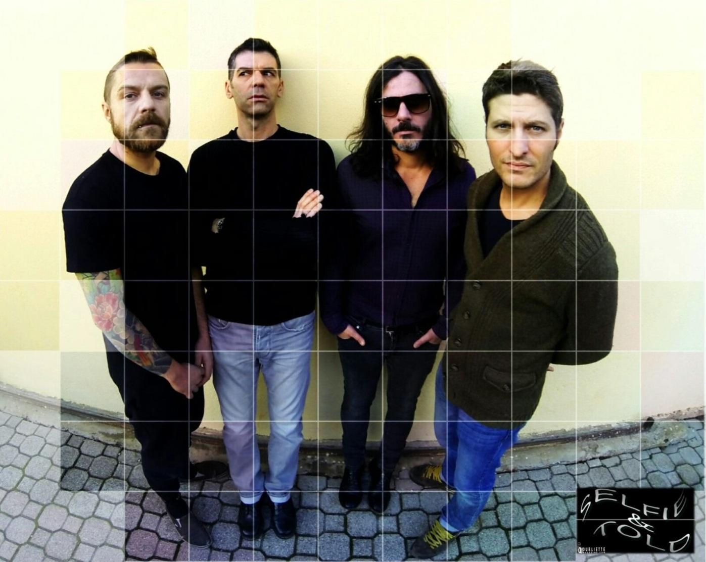 """Selfie & Told: la band Zagreb racconta l'ultimo album """"Palude"""""""