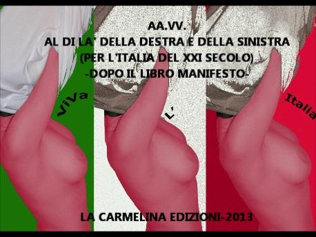"""Scrittori sardi de """"Al di là della destra e della sinistra"""": Luigi Manias, Seconda Carta, Alessia Mocci e Maria Antonietta Pinna"""