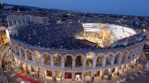 Il centenario del Festival Lirico di Verona: un'estate ricca di musica ed eventi