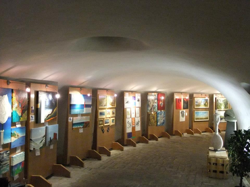 """""""Arte in Cripta"""": Roma si veste di talento dal 19 al 28 aprile 2013"""