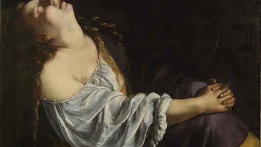 """""""Maddalena in estasi"""" di Artemisia Gentileschi: il prossimo 26 giugno all'asta alla Sotheby's di Parigi"""