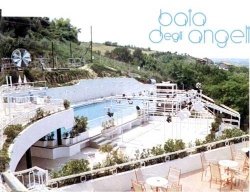 Salto nel tempo: gli anni '70 per la famosa discoteca Baia degli angeli