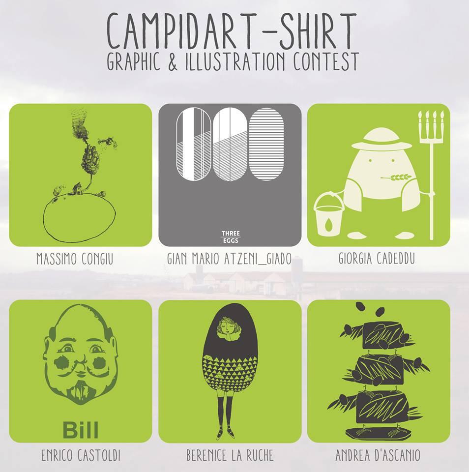 Snake Platform, Fratelli Detroit e Signora Franca per Campidart-Shirt, venerdì 28 giugno, Ussana