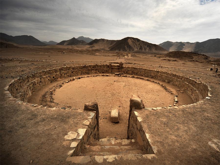 Caral: gli enigmi dell'antica città del Perù e le sue complesse strutture piramidali
