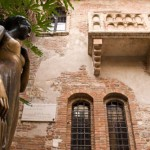 Verona: la casa di Giulietta in estate