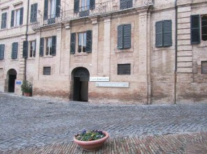 Casa Leopardi - Recanati