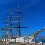 Cisne Branco: la nave scuola della marina brasiliana approda a Cagliari, dal 4 al 9 settembre