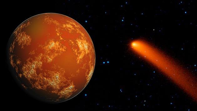 Siding Spring, la cometa che domenica 19 ottobre 2014 passerà vicino a Marte