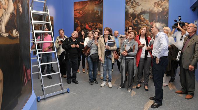 """""""Da Rubens a Maratta"""", mostra del barocco a cura di Vittorio Sgarbi, sino al 15 dicembre 2013, Osimo"""